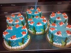 Creative Cake, Fish Theme, Alexis Snell Original