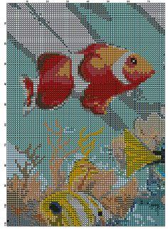 undersea  the sea pattern #1
