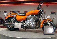 "1980 Harley-Davidson ""Nova"" V4 800, with Porsche"