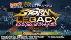 Naruto Shippuden Ultimate Ninja Storm Legacy (Mod Boruto the Movie) PPSSPP For android Terbaru Boruto, Naruto Shippuden, Naruto And Sasuke, Naruto Games, Android Hacks, Mobile Legends, Ninja, Health, Game 2018