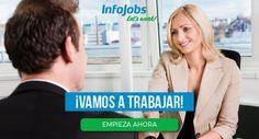 M�s de 800.000 personas encontraron trabajo en 2015 gracias a InfoJobs, portal l�der de ofertas de empleo en Espa�a. Busca trabajo desde tu m�vil y recibe ofertas en tu e-mail.