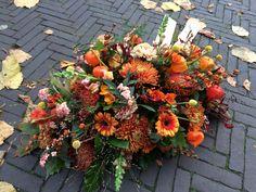 Rouwstuk herfst Wreaths, Fall, Home Decor, Autumn, Decoration Home, Door Wreaths, Fall Season, Room Decor, Deco Mesh Wreaths