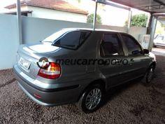 Fiat Siena Fire 1.0 8v (65cv) 4p 2006 - Meu Carro Novo