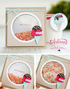 Louise Sharp | Be Inspired Blog Hop - Tasty Treats | Stampin' Up!
