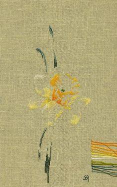 Narcisse d' Arezzo From Marie-Th�r�se Saint-Aubin - Cross Stitch Charts - Embroidery - Casa Cenina