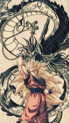 Super Saiyan Network - Find all your Dragon Ball content here - Dragon Ball Gt, Cool Anime Pictures, Ball Drawing, Animes Wallpapers, Art Drawings, Anime Art, Sketches, Fanart, Artwork