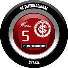 DNZ Football Buttons: SC Internacional