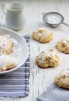 soft orange cookies