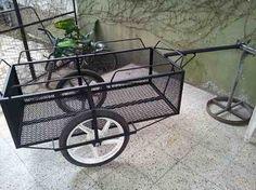Bike Cargo Trailer, Utility Trailer, Cargo Trailers, Cargo Bike, Bike Hitch, Bike Cart, Tricycle Bike, Motorized Bicycle, Electric Bicycle
