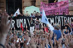 Assembléia do 1º Grande Ato Contra a Tarifa (09/01/2015)