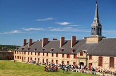 Fortress of Louisbourg  9:30 opens  Family/Group $ 44.10