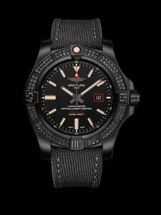 Avenger Blackbird 44 - Breitling - Instruments for Professionals