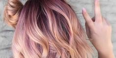 25 Beautiful Rose Gold Hair Ideas That Will Change Your Life - Page 6 of 6 - Hairiz