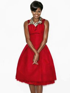 I love my First Lady...♡♡♡❤