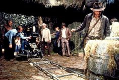 "Behind the Scenes of ""Raiders of the Lost Ark"", 1980"