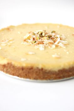 Doesn't this look amazing?! Coconut Lime Tart! The Fauxmartha - http://thefauxmartha.com/2012/10/08/coconut-lime-tart/