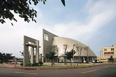 Church of Suan-Lien Center for the Elderly / J.J. Pan & Partners