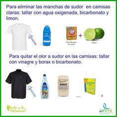 Todos los desodorantes y antitraspirantes manchan la ropa…unos más otros menos, pero esto es algo inevitable. IMMI no es la excepción ¿Quieres saber cómo lidiar con estas manchas? Da clik aquí: http://www.verdealamexicana.com.mx/blog/como-quitar-las-manchas-y-el-olor-sudor-en-la-ropa/