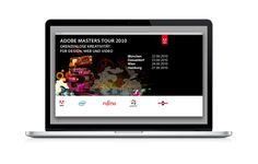 Adobe Masters Tour 2010 Das ARRI-Kino in München wird heute Schauplatz der Adobe Masters Tour.