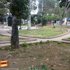 Qué tanto conoces Bucaramanga y su área metropolitana ? Dinos como se llama este parque. Gracias @figuerjoda por la foto #conoceBucaramanga