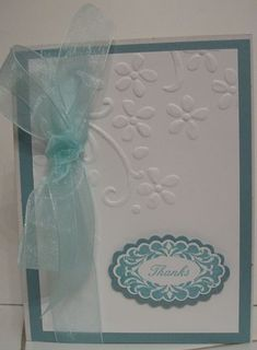 using Stampin Up Perfect Punches