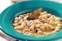ΡΕΒΙΘΙΑ ΣΟΥΠΑ Black Eyed Peas, Food To Make, Oatmeal, Beans, Healthy Eating, Vegetables, Cooking, Breakfast, Greek Recipes