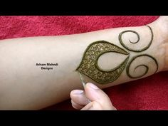 New Stylish and Easy Mehndi Design for Front Hand Mehandi Designs Easy, Mehndi Designs Front Hand, Mehndi Simple, Full Hand Mehndi Designs, Henna Art Designs, Mehndi Designs For Girls, Mehndi Designs For Beginners, Stylish Mehndi Designs, Mehndi Designs For Fingers