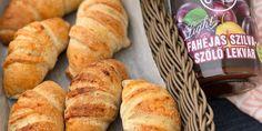 Szilvalekváros croissant 12db - NAGYON JÓ (piemontival töltve)