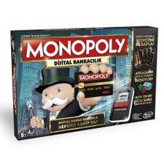 Monopoly-Dijital Bankacılık