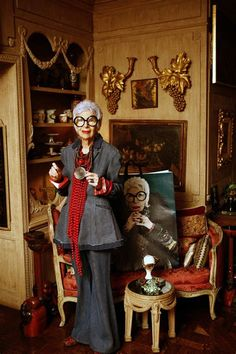 iris apfel jewelry | Iris Apfel Jewelry Book | iris-apfel-dames-in-their-drawing-rooms ...