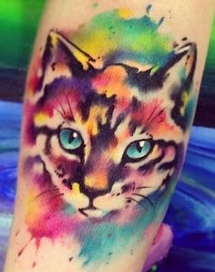 29 Best #Kitty Tattoos  for All Cat #Ladies out #There  ...