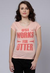 Buy USI Women T-Shirts online in India. Huge selection of Women USI T-Shirts, Women T-Shirts, buy USI T-Shirts, Buy Women T-Shirts, T-Shirts online, T-Shirts India