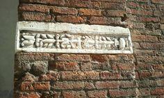 Particolare della parete laterale del Santuario della Consolata, #Torino