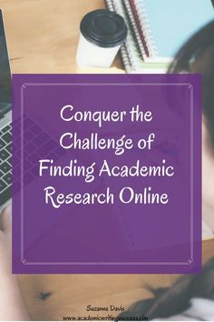 Finding academic research online is challenging. In this post, you will find 4 online places you can go to find credible academic sources. Teaching Writing, Teaching Tips, Writing Skills, Teaching English, Essay Writing, Learn English, Writing Tips, Academic Writers, Google Scholar