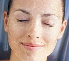 Masks to treat acne