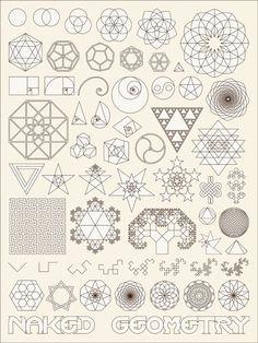 Sacred geometry is so amazing.