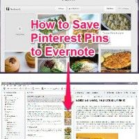 How to Save Pinterest Pins to Evernote