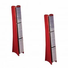2 75 CD Rack Cherry Fin Solid Hard Wood Modern Media Storage