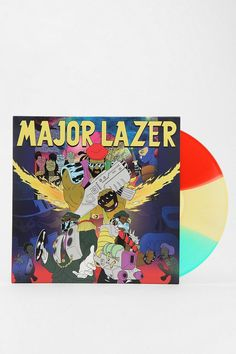 Major Lazer - Free The Universe 2XLP #urbanoutfitters