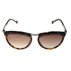 Carven Chantalle Tortoise Black, $125, now featured on Fab.