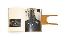 brown leather bound fashion book design inspiration