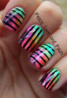 Peace, Love and Polish:  #nail #nails #nailart