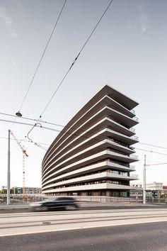Residência Estudantil / Lacroix Chessex/ Geneve