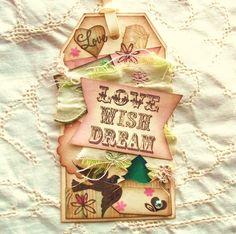 Love Wish Dream Tag
