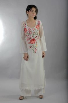 Latest Lotus and Oasis Collection 2011 Indian Fashion Trends, India Fashion, Girl Fashion, Pakistani Wedding Dresses, Indian Dresses, Indian Outfits, Desi Clothes, Indian Attire, Indian Ethnic