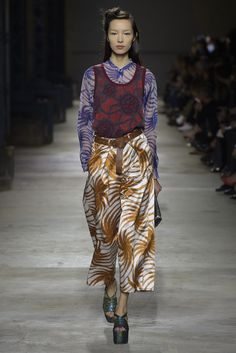 DRIES VAN NOTEN 2016 SS PARIS COLLECTION-33