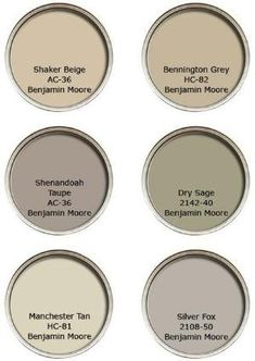 Neutral paint colors go best with Traditional Style decor. by nita