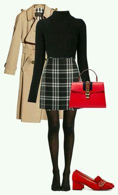 Winter Fashion Outfits, Look Fashion, Korean Fashion, Fall Outfits, Gucci Fashion, Grunge Outfits, Fashion Tips, Cute Casual Outfits, Pretty Outfits