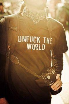 UN-@#$ck the World