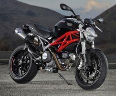 Former Favourite MC: Ducati Monster Sport (2014)